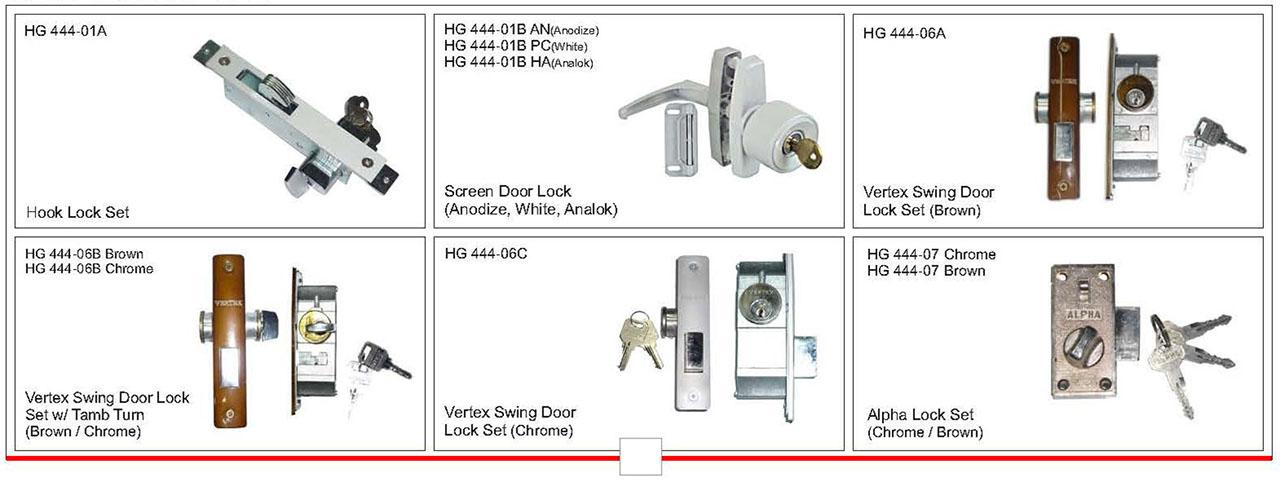 Door Lock Set