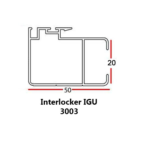 INTERLOCKER IGU