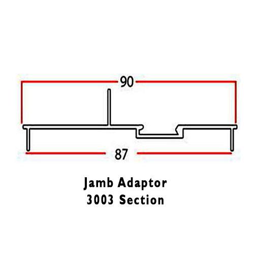 JAMB ADAPTOR